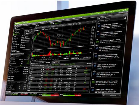 Fidelity Desktop Trading Platform