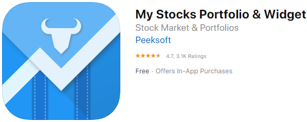 My Stocks Portfolio & Widget app