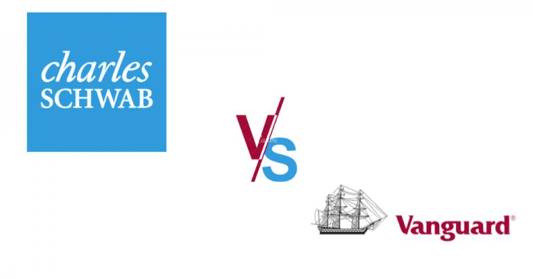 Schwab vs vanguard