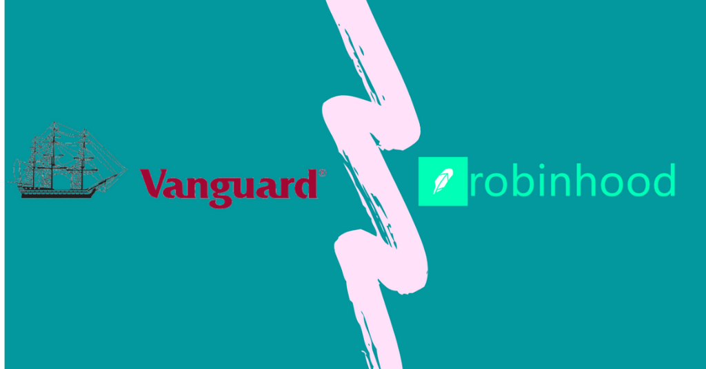 vanguard vs robinhood